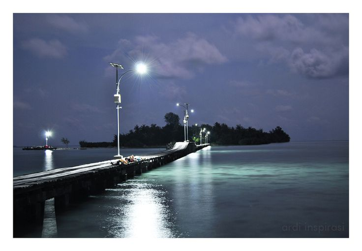 Night Shot Tidung Island