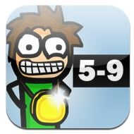 Goldbuster 5-9: Have fun practicing your math skills with Goldbuster!