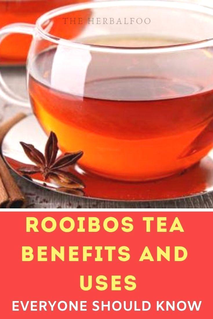 honey rooibos tea health benefits