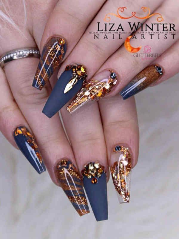 Long Nails Art