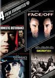 John Travolta: 4 Film Favorites [4 Discs] [DVD]