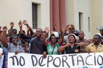 ONG Dominicanas Y Haitianas Piden Gobierno Garantice Derechos De La Niñez En Deportaciones