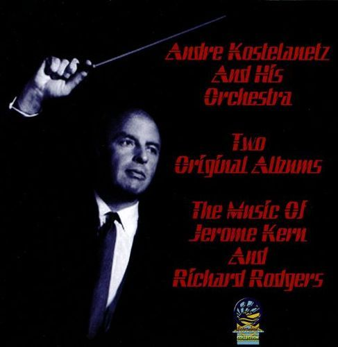 The Music of Jerome Kern & Richard Rodgers [CD]