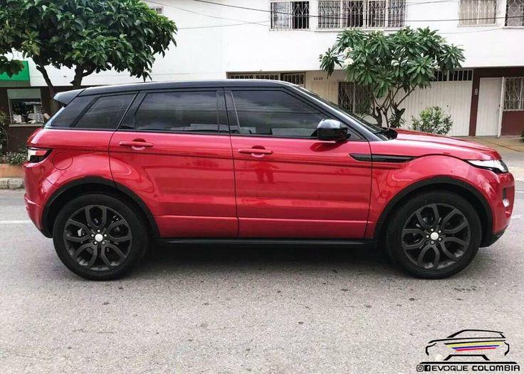 """Gefällt 113 Mal, 1 Kommentare - Range Rover Evoque Colombia (@evoquecolombia) auf Instagram: """"Toda una belleza⚫ Range Rover Evoque Colombia Foto No.02 Bucaramanga  Enviada por:@sr_jdawson…"""""""