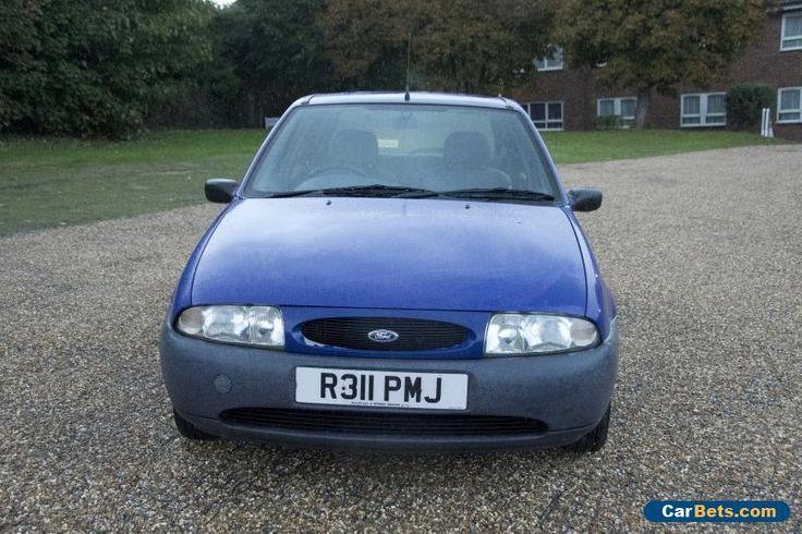 Ford fiesta blue 5 door 1998 petrol 1.3L spares and repairs  #ford #fiesta #forsale #unitedkingdom