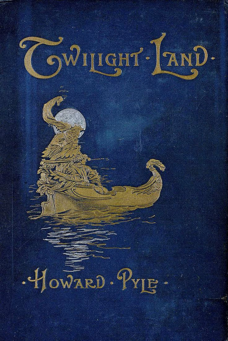 Twilight Land By Howard Pyle Osgood McIlvaine Co Londo