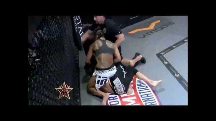 Cristiane Cyborg Justino - Knockouts