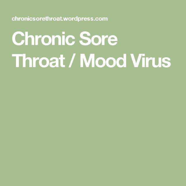 Bedste 25 kroniske sår hals-ideer på Pinterest Strep-7904