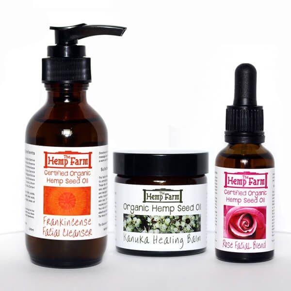 Skin Care Trio