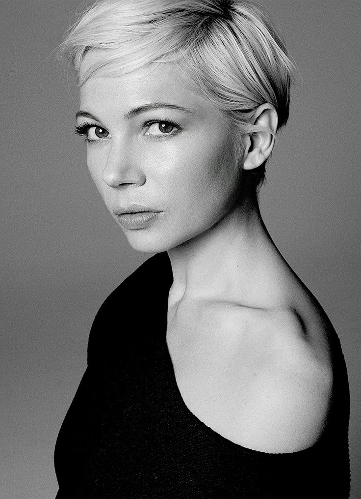 Michelle Williams by Daniel Jackson for WSJ Magazine • 2017
