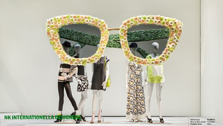 NK Spring Fashion Windows