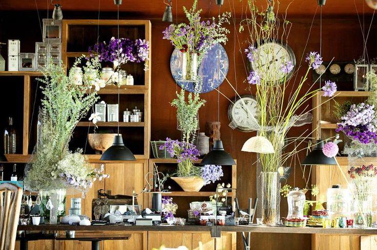 A corner of the dining room at Areias do Seixo