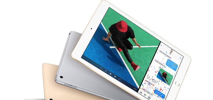 Nuovo Apple iPad da 9.7 pollici: prezzo più basso, alte prestazioni e 10 di autonomia ore con iOS 10, processore Apple A9 e batteria da 32,4 Wh