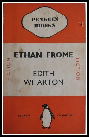 the symbolism in the novel ethan frome by edith wharton Ethan frome is a book published in 1911 by the pulitzer prize-winning american author edith whartonit is set in the fictitious town of starkfield, massachusettsthe novel was adapted into a film, ethan frome, in 1993.