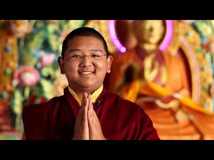 The Seven Line Prayer to Guru Rinpoche by Jamgon Kongtrul Rinpoche