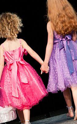 Array of vibrant girl party dress #girldress #saledress #partydress #satingirldress #sale