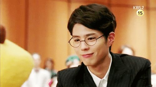 Park Bo Gum in Cantabile Tomorrow... so cute =3 I always go for the second lead