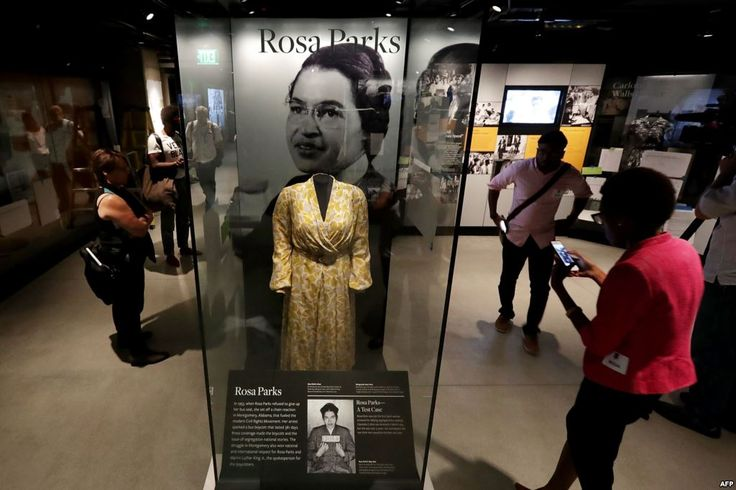 Museum Afrika-Amerika Paparkan Masa Kelam hingga Masa Gemilang - VOA Indonesia