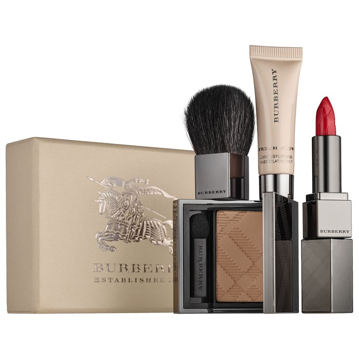 Great way to try Burberry cosmetics - Burberry Beauty Box - Burberry | Sephora