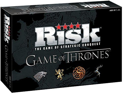 Risk Game of Thrones Board Game In stock on August 28, 2015
