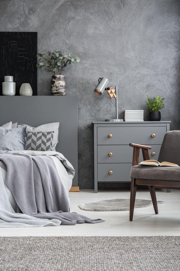Best Monochromatic Colour Scheme Grey Interior Design Small 400 x 300