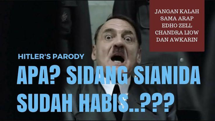 HITLER'S PARODY - Sidang Putusan Jessica 20 Tahun (Jangan Kalah Sama Rez...