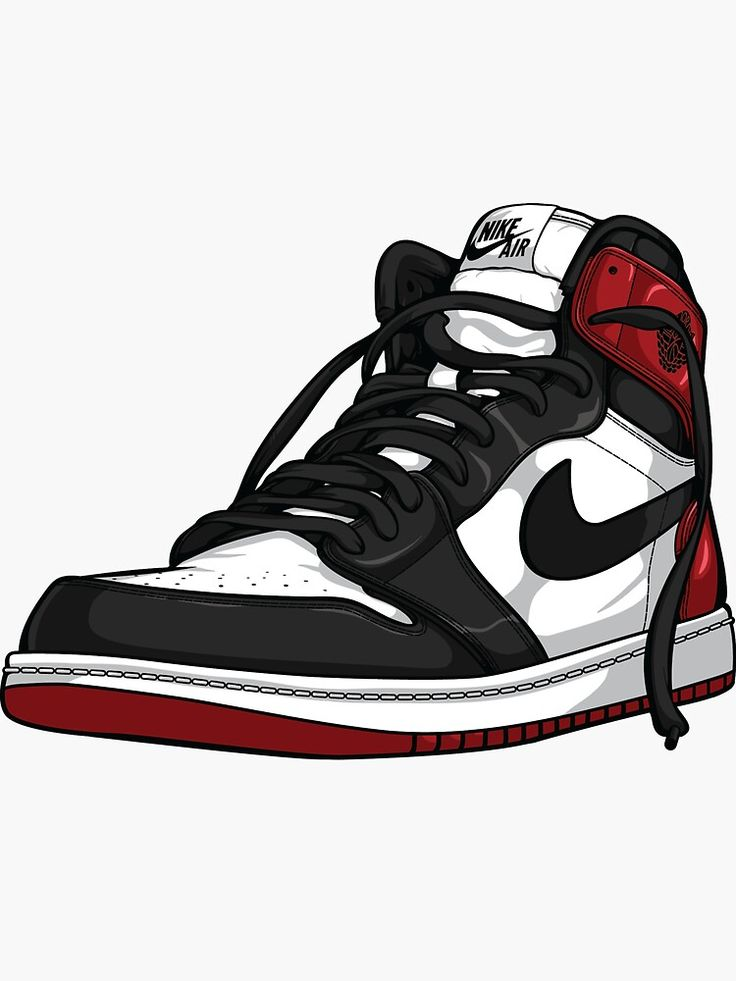 Sticker « Air Jordan 1