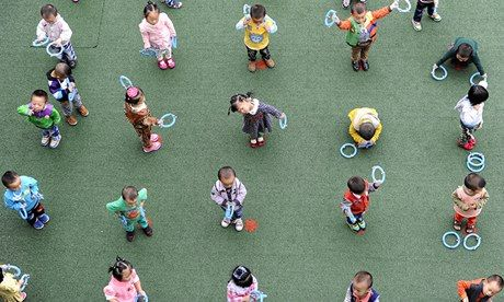 China's one-child policy to be relaxed as part of reforms package