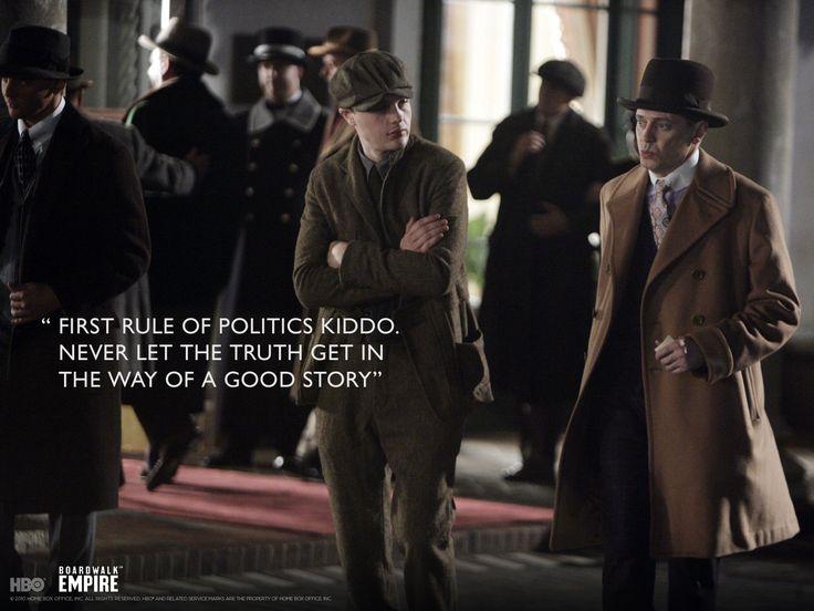 Nucky & Jimmy