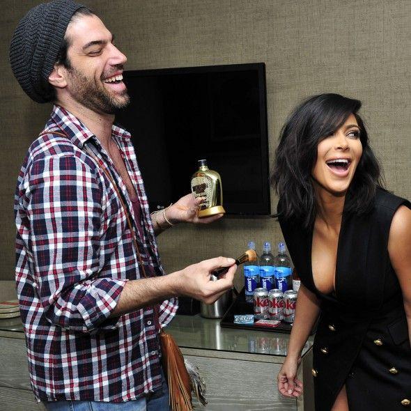 Make up Artist Rob Scheppy talks Kardashians, contouring and '90s brows   Harper's Bazaar