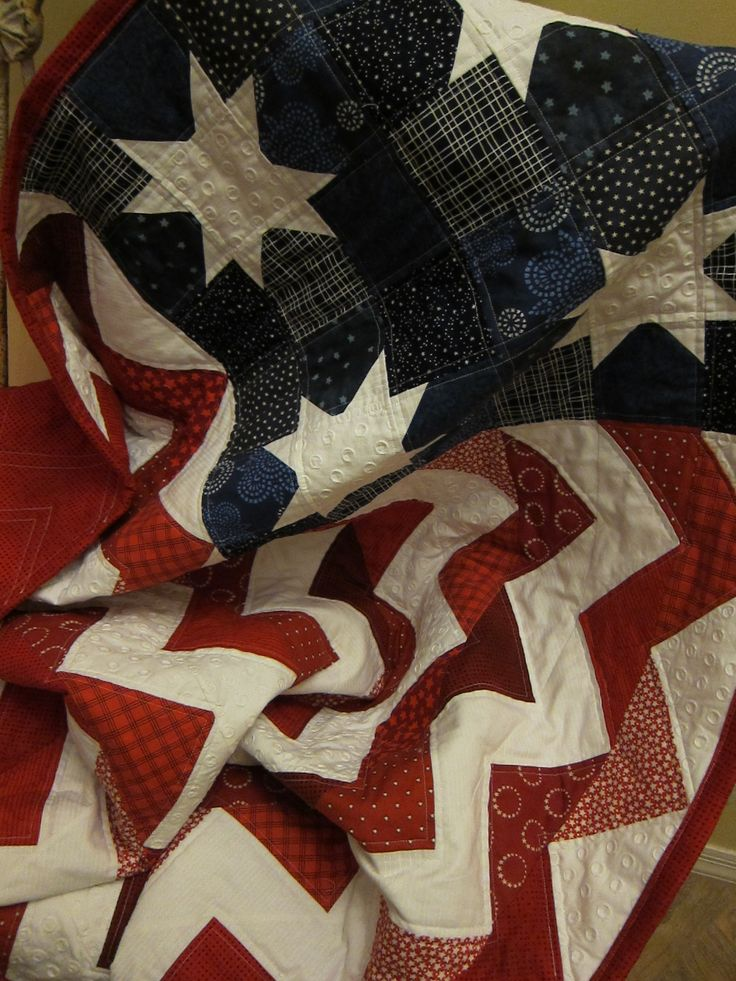 25 Best Ideas About Flag Quilt On Pinterest American