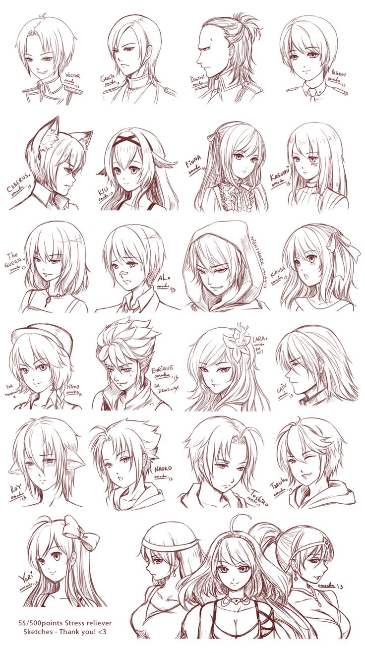 SRC - Batch12 by omocha-san on deviantART ✧ #characterconcepts ✧
