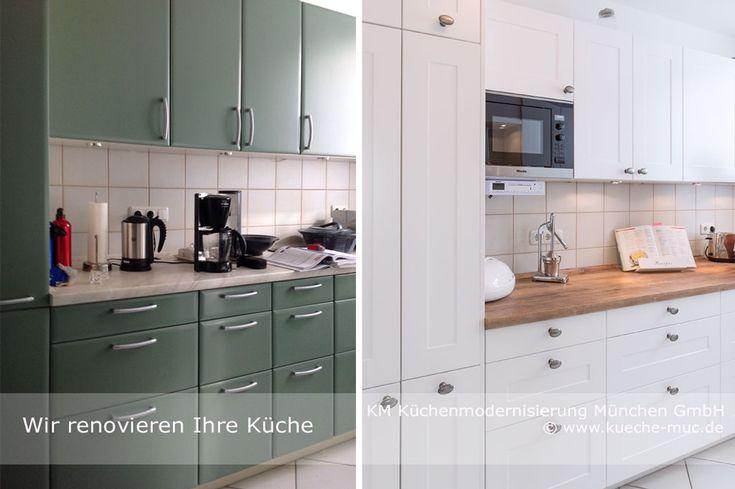 Wir renovieren Ihre Küche | Neue Küche | Pinterest | {Küchenmodernisierung 46}