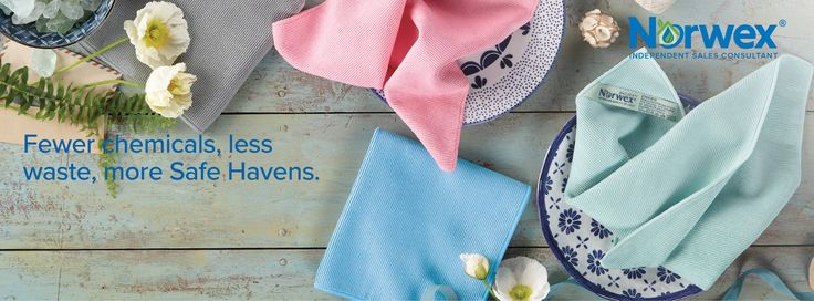 Your local Norwex Australia - Independent Sales Consultant - Chemical free cleaning at its best!