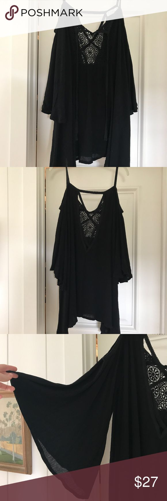 Stella Laguna Beach black dress Stella black sundress stella Dresses Midi