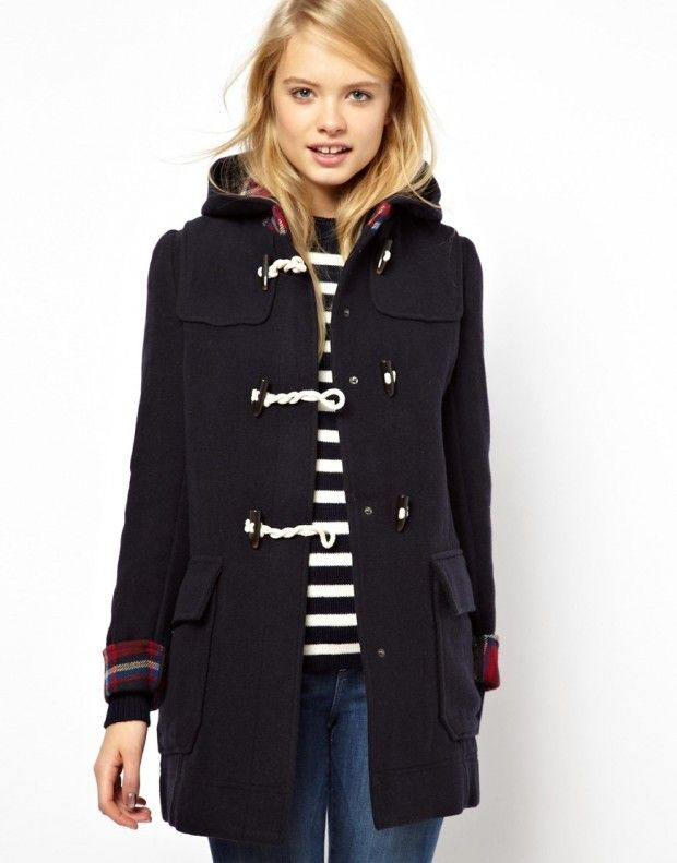 16 Warm Coats for Stylish Winter Outfit