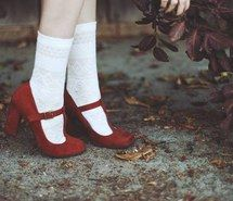 Inspiring image shoes, high heels, socks, vintage, girl, woman, legs, photography, lovely, beautiful #1319533 by Cassie. - Resolution 500x750px - Find the image to your taste