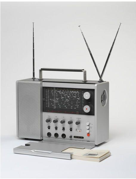 Dieter Rams + Braun, 1963