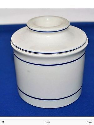 Creative Butter Bell Crock  Box Traditional French Dish w/ Instructions