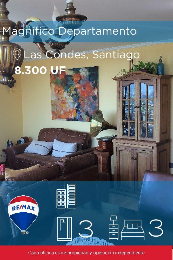 [#Departamento en #Venta] - Magnífico Departamento, Martin deZamora / Vespucio 🛏: 3 🚿: 3  👉🏼 http://www.remax.cl/1028042004-43   #propiedades #inmuebles #bienesraices #inmobiliaria #agenteinmobiliario #exclusividad #asesores #construcción #vivienda #realestate #invertir #REMAX #Broker #inversionistas #arquitectos #venta #arriendo #casa #departamento #oficina #chile