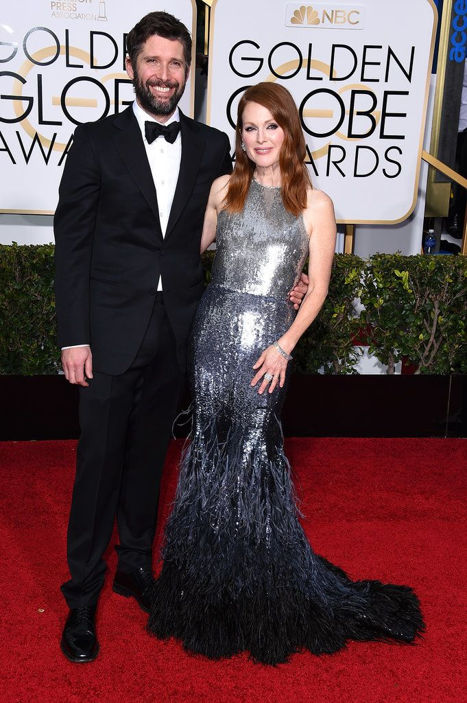 Hollywood's Hottest Couples Take Over the Globes Red Carpet: Some of Hollywood's hottest couples popped up at the Golden Globes in LA on Sunday, making for plenty of sweet moments and must-see PDA.