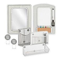 image of Honey-Can-Do® 7-Piece Back-to-School Locker Storage and Organizer Kit