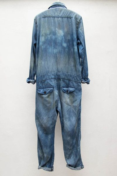 NSF Harlan Mechanic Jumpsuit _Denim Jeans