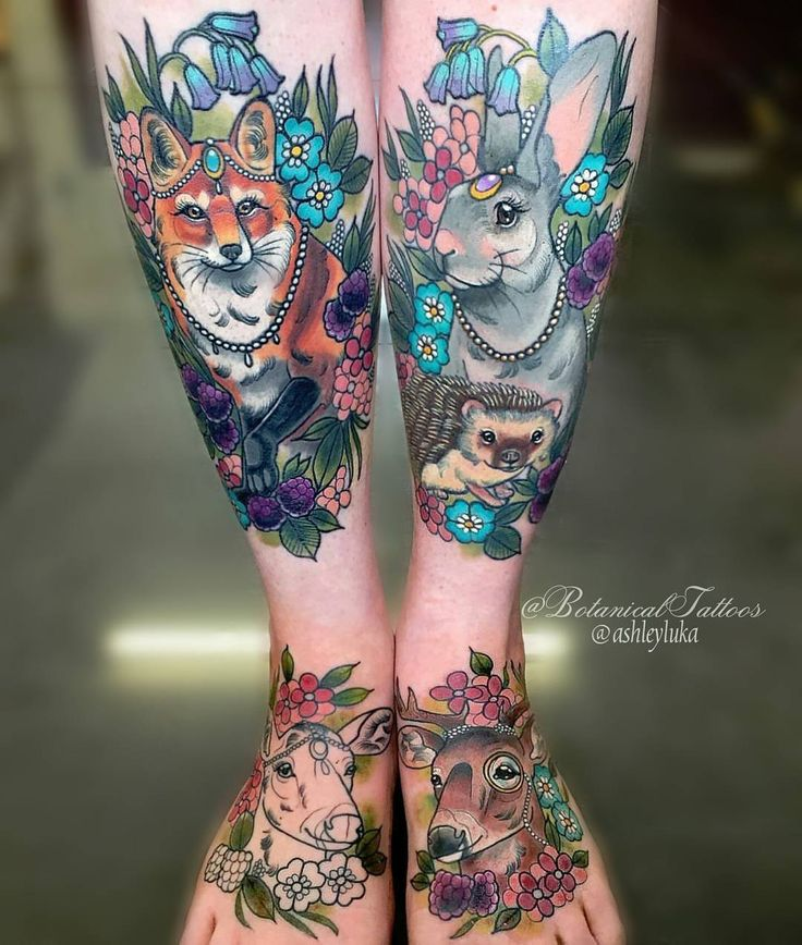 See this Instagram photo by @botanicaltattoos • 218 likes