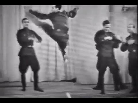 Как танцевали Наши Деды! Русские народные танцы.1964-How Our Grandfathers dance! Russian folk dance .1964