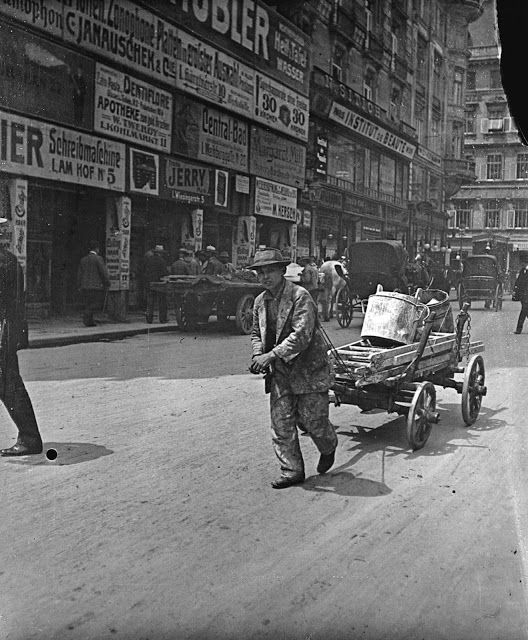 vintage everyday: Extraordinary Vintage Photos of Viennese Daily Life from between the 1900s and 1910s