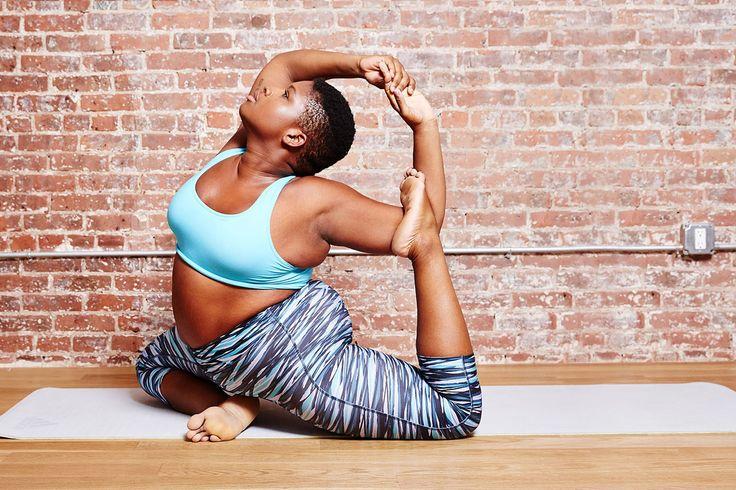 London Beauty Queen: Ten Minutes With: Yoga Instructor & body positive advocate Jessamyn Stanley