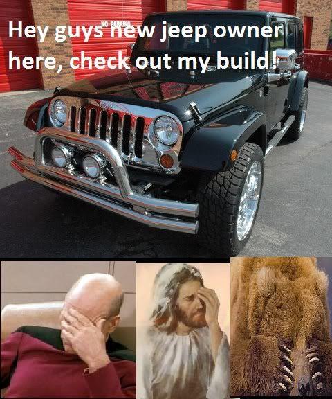 Not enough Jeep meme's - JeepForum.com