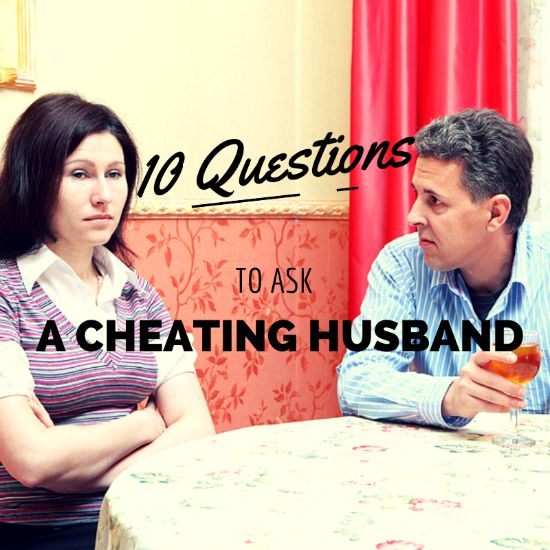 how to find out your husband is cheating on you