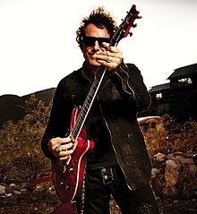 Neil Schon, guitarist, songwriter, and vocalist best known for his work with the bands Journey and Bad English